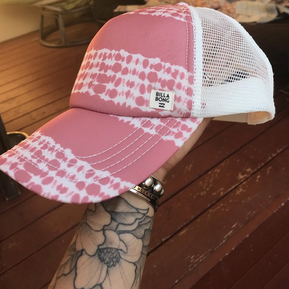 70b3f2de Billabong Accessories   Trucker Hat   Poshmark